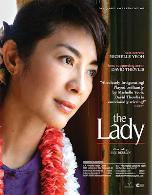 Watch The Lady 2011 Hollywood Movie Online | The Lady 2011 Hollywood Movie Poster