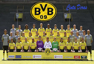 Dortmund Janjikan Bonus Bila Juara