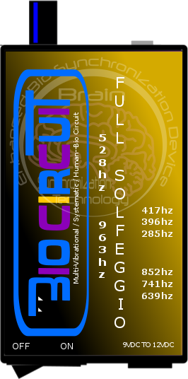 Full Solfeggio Bio Circuit