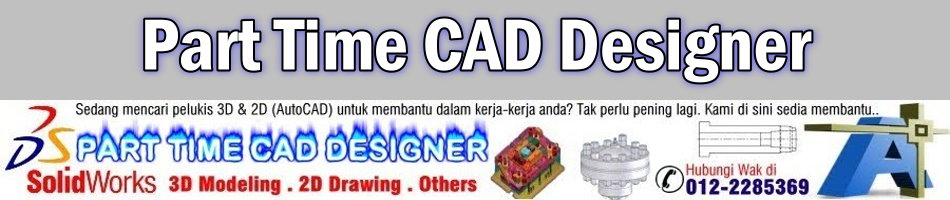 Part Time CAD