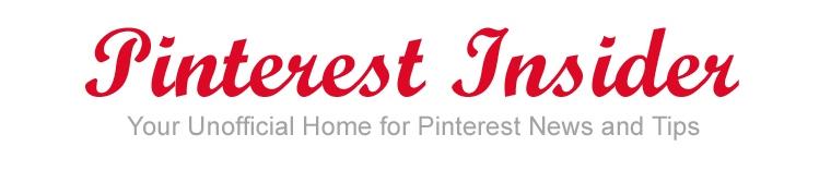 Pinterest Insider