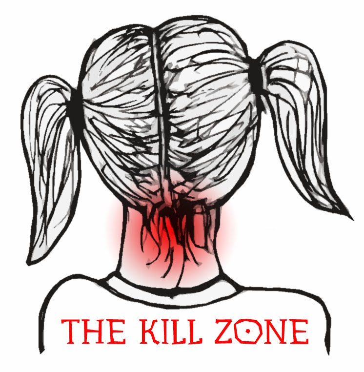 THE KILL ZONE | imshayshay.blogspot.com