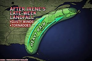 >Latest on Tropical Storm Irene, OKC & Shreveport, LA to set new record today first most 100s in a Year