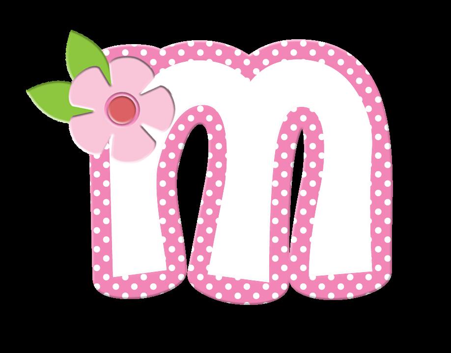 Sgblogosfera mar a jos arg eso de lunares y flores rosas - Letras para letreros grandes ...