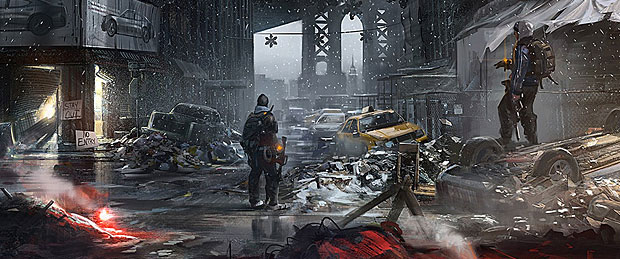 Tom Clancy's The Division Confirmed for PC