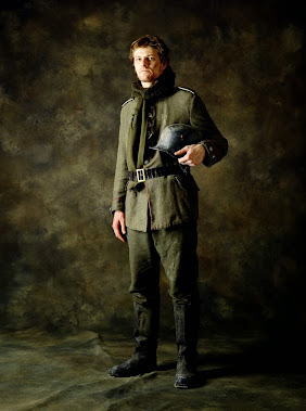 SEAN BEAN as THE GERMAN SOLDIER WWI