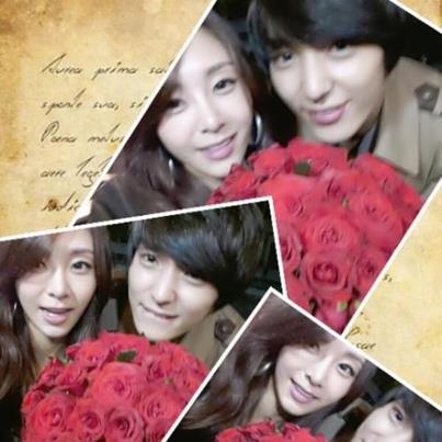 Yewon and minhyuk dating sim