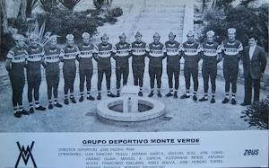 GRUPO DEPORTIVO MONTEVERDE - ZEUS