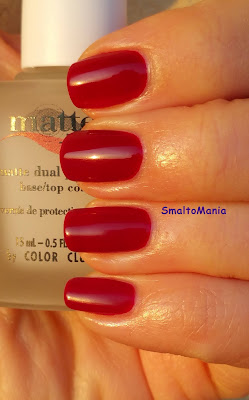 Color Club Matte-ified