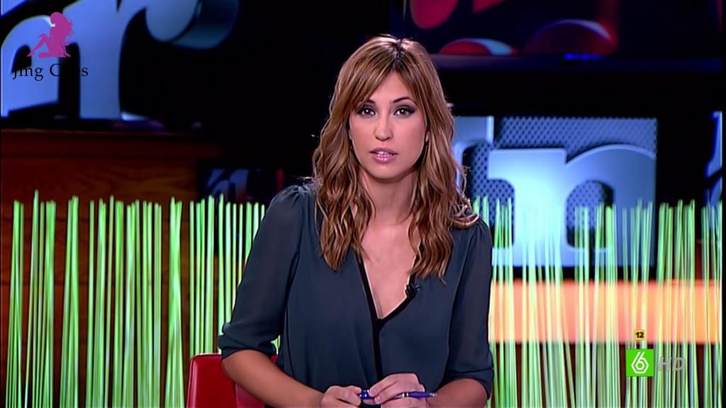 SANDRA SABATES, EL INTERMEDIO (02.11.15)