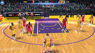 NBA 2K14 1.14 APK + Data Android Game 2014