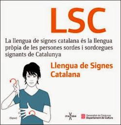 Fullet divulgatiu sobre la LSC