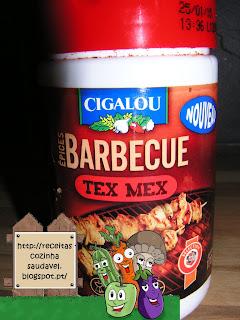 Tempero barbecue