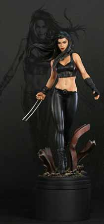 X-23 Statue