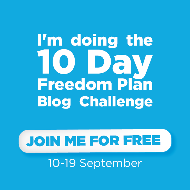 10-Day Freedom Plan Challenge