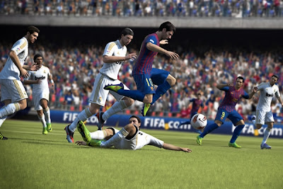 Las Cinco Inovaciones FIFA 13