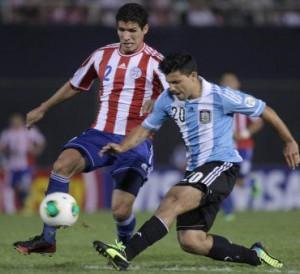 Argentina vs Paraguay, Semifinal Copa América 2015