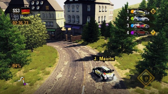 WRC Powerslide PC Games Gameplay