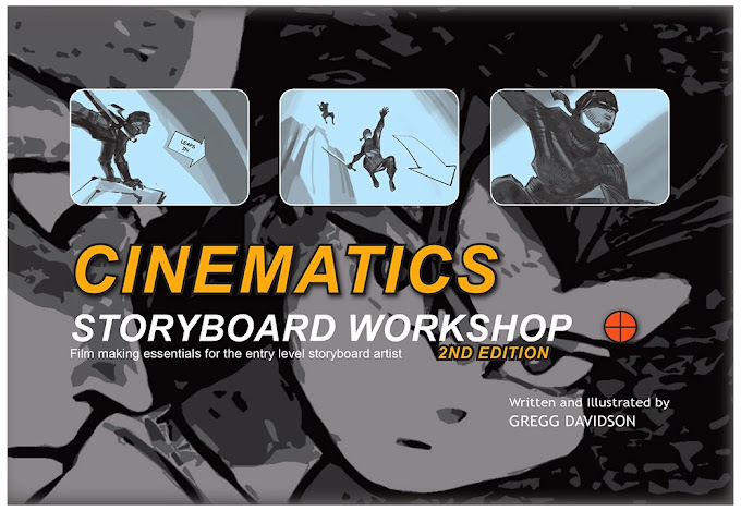 Cinematics Storyboard Workshop (Click image for offiicial website)