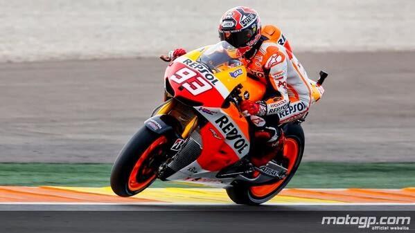 Marc Marquez juara dunia MotoGP 2013