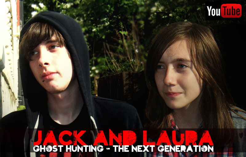 Jack and Laura Ghost Series