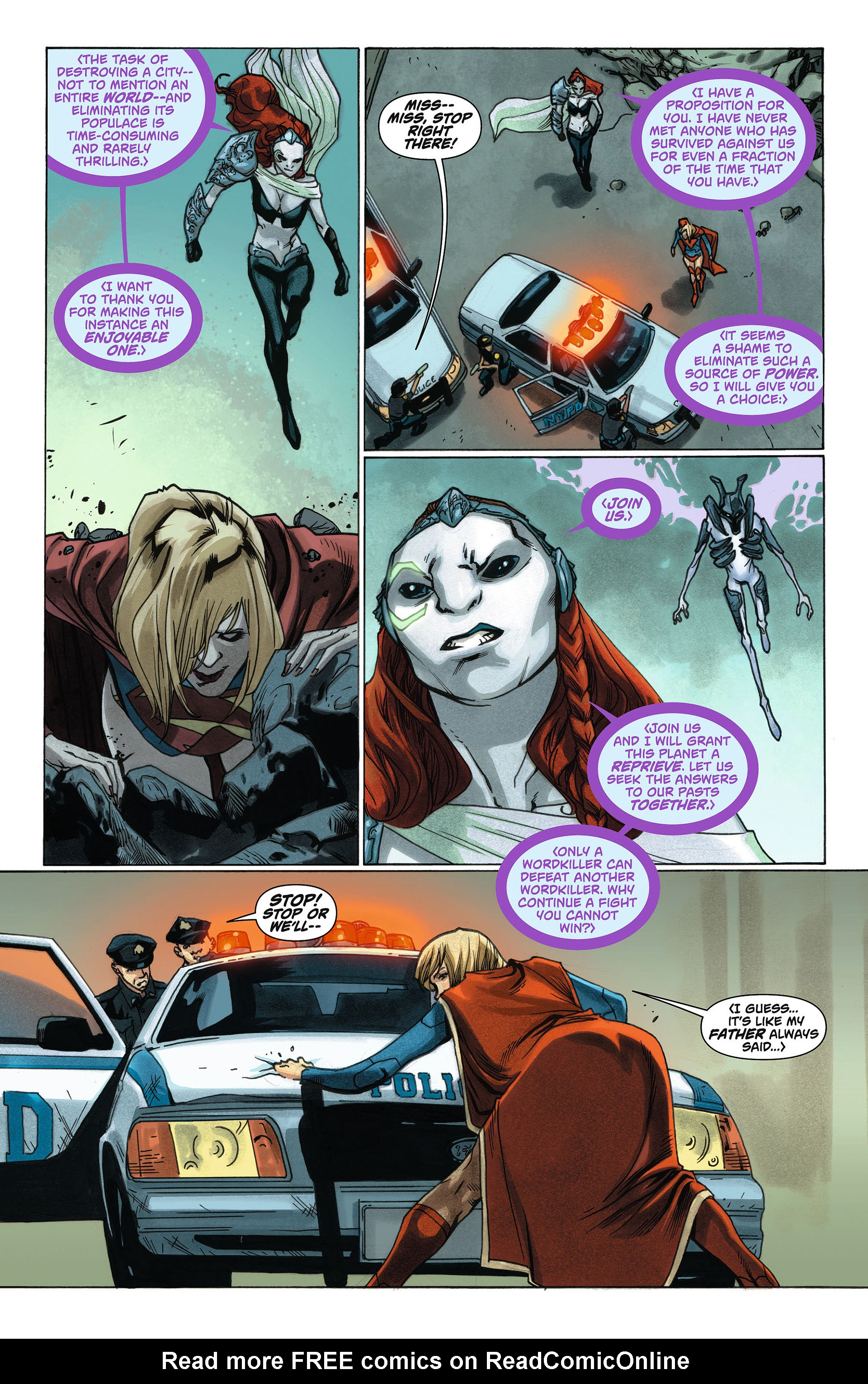 Supergirl (2011) Issue #7 #9 - English 10
