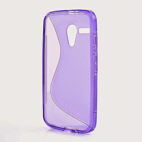 TPU-Jelly-Case-Motorola-Moto-G-DVX-XT1032-S-Line-Purple