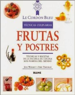 Le cordon bleu tecnicas culinarias postres pdf gratis for Tecnicas culinarias pdf