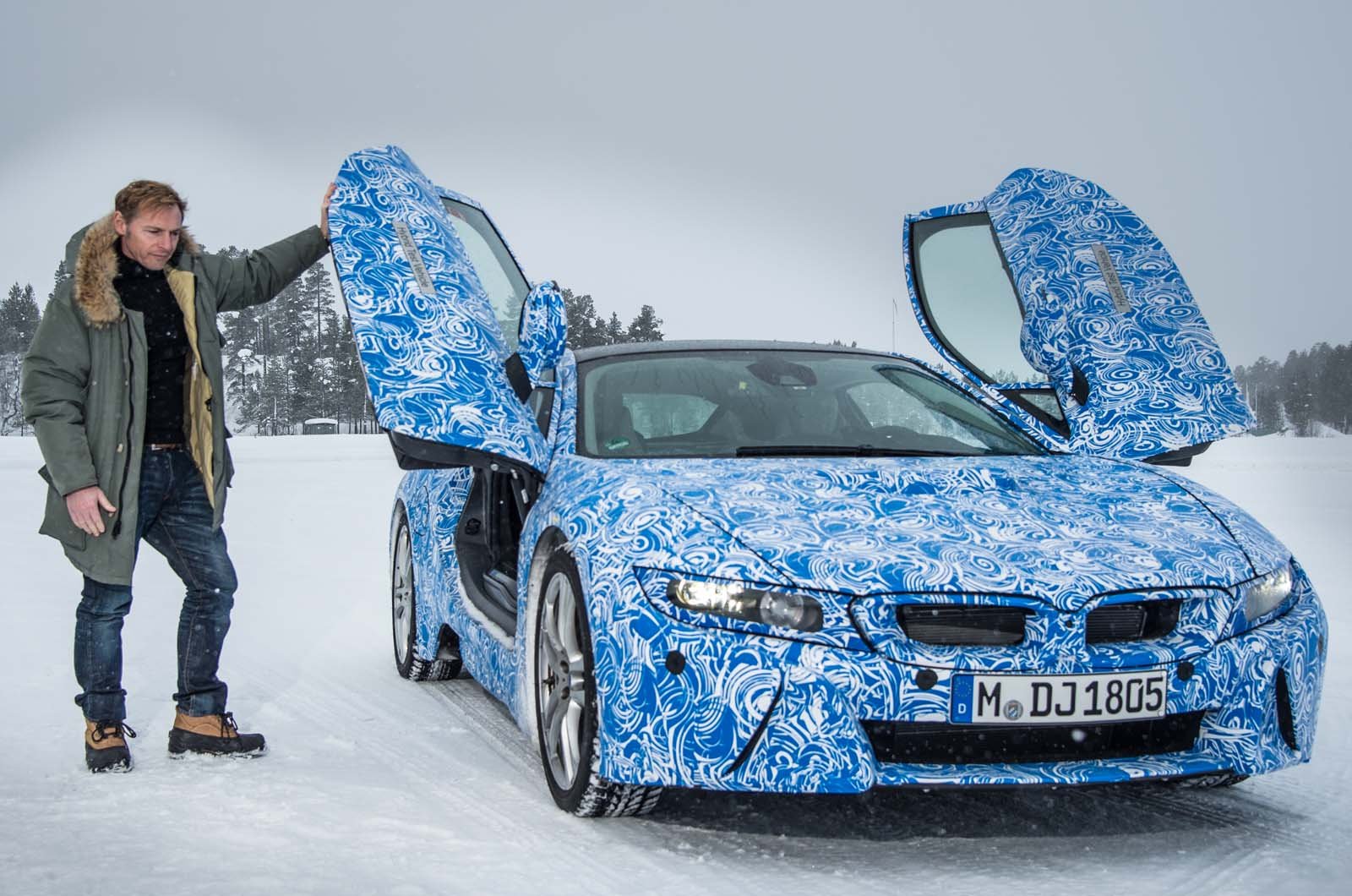 Read The Article From Autobildu0027s First Drive Of The BMW I3 And BMW I8 In  Snowy Sweden. And Click Read More For The Full HD Gallery.