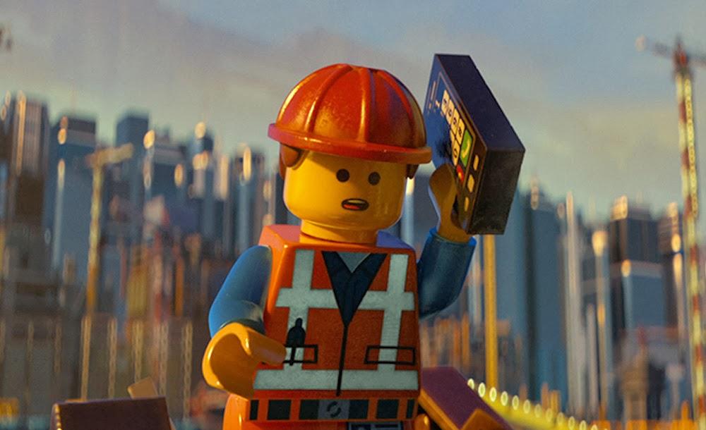 screenshot the lego movie ONIRONAUTAIDIOSINCRATICO