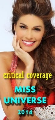 Coverage of Miss Universe 2014 on Facebook