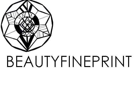 Beauty fine print