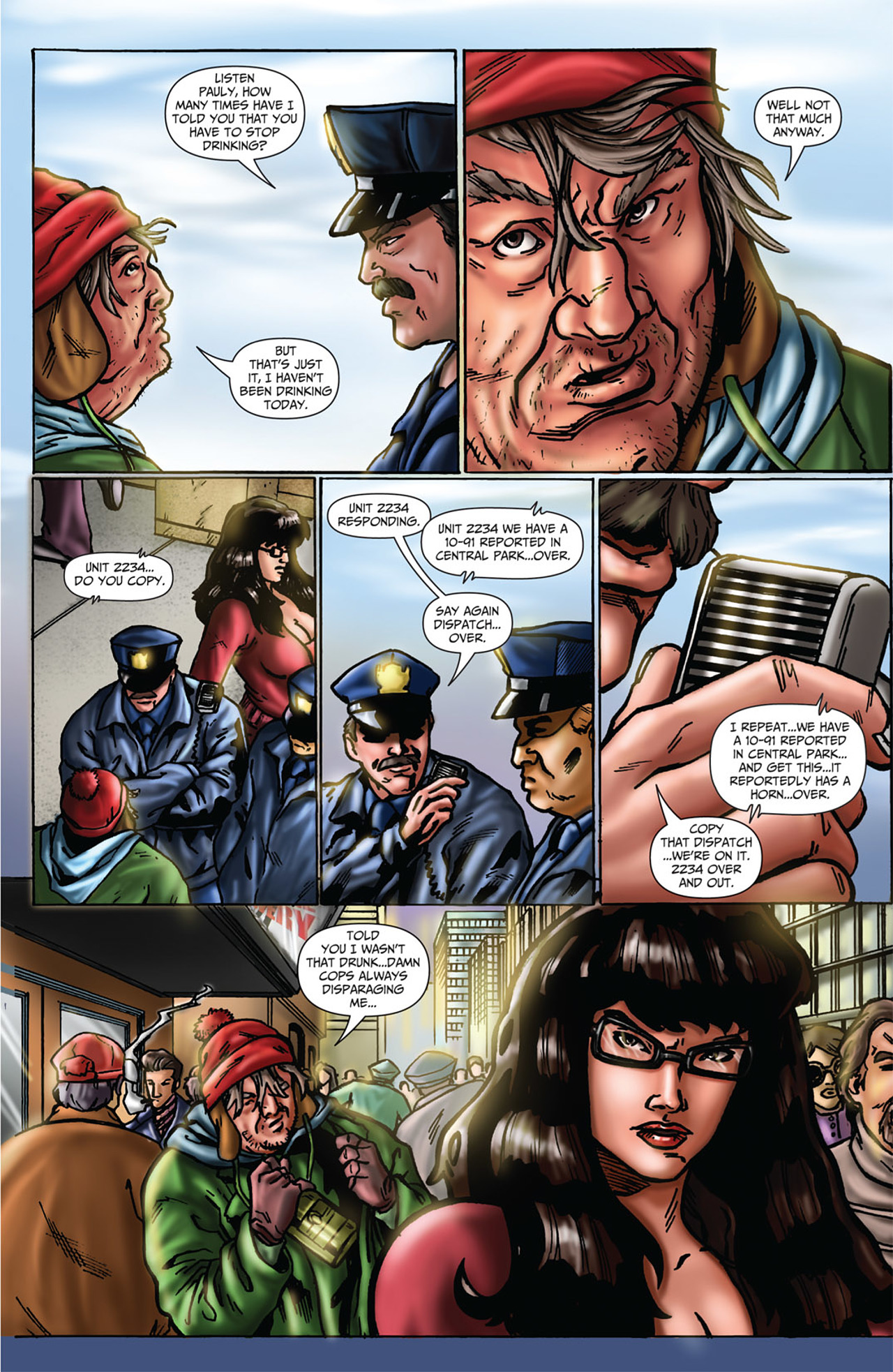 Grimm Fairy Tales (2005) Issue #43 #46 - English 7