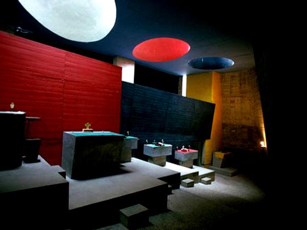 Couvent de la Tourette par Le Corbusier La_Tourette_Monastery_3