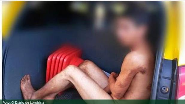 Rapaz de 21 anos acusado de abuso sexual contra menina de três anos