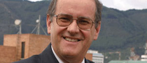 Francisco Piedrahita. Rector de la Universidad Icesi - Cali