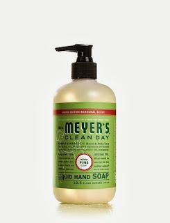 Mrs. Meyers Iowa Pine Hand Soap