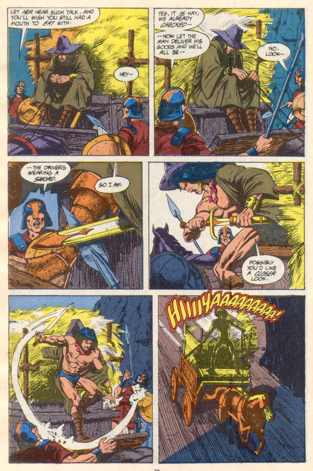 Conan the Barbarian (1970) Issue #227 #239 - English 17