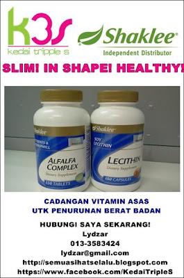 Lecithin dan Afalfa