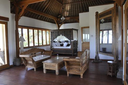 Santi Sari Boutique Hotel Goris Bali Guest Room
