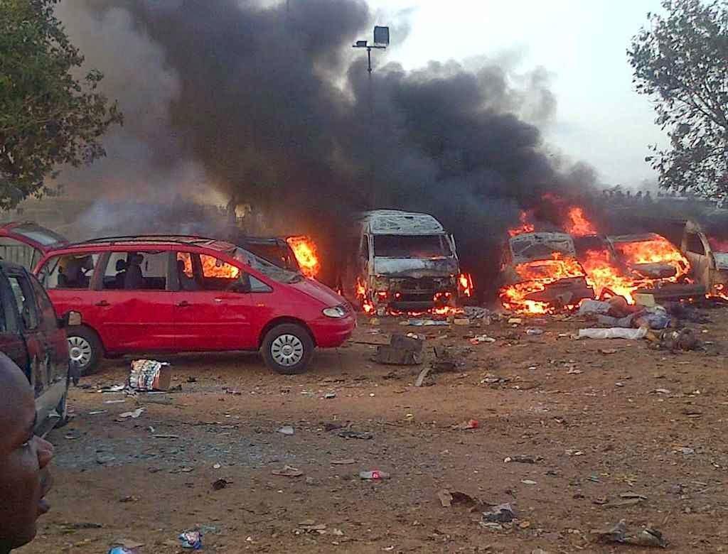 Atentado do Boko Haram na Nigéria: é ordem do profeta Maomé.