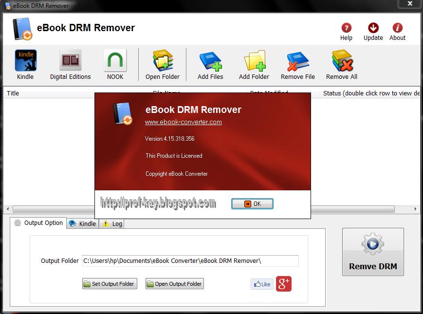 ebook drm removal bundle 4 15 318 356 portable crack