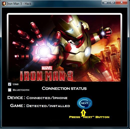 Iron man 3 hack officiel du jeu pour ios android jeux - Iron man 2 telecharger ...