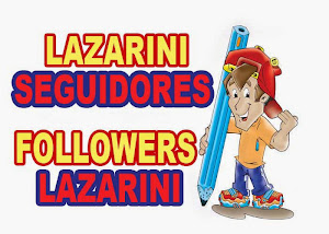 LAZARINI FOLLOWERS