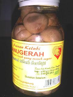 asinan kelubi bangka