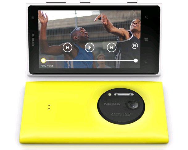 nokia lumia 1020 ponsel