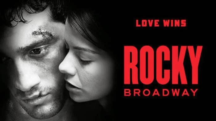 Rocky Musical Broadway