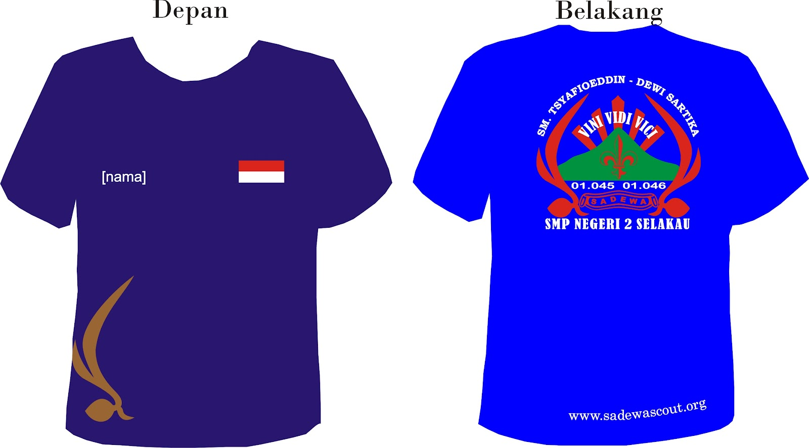 Baju Lapangan