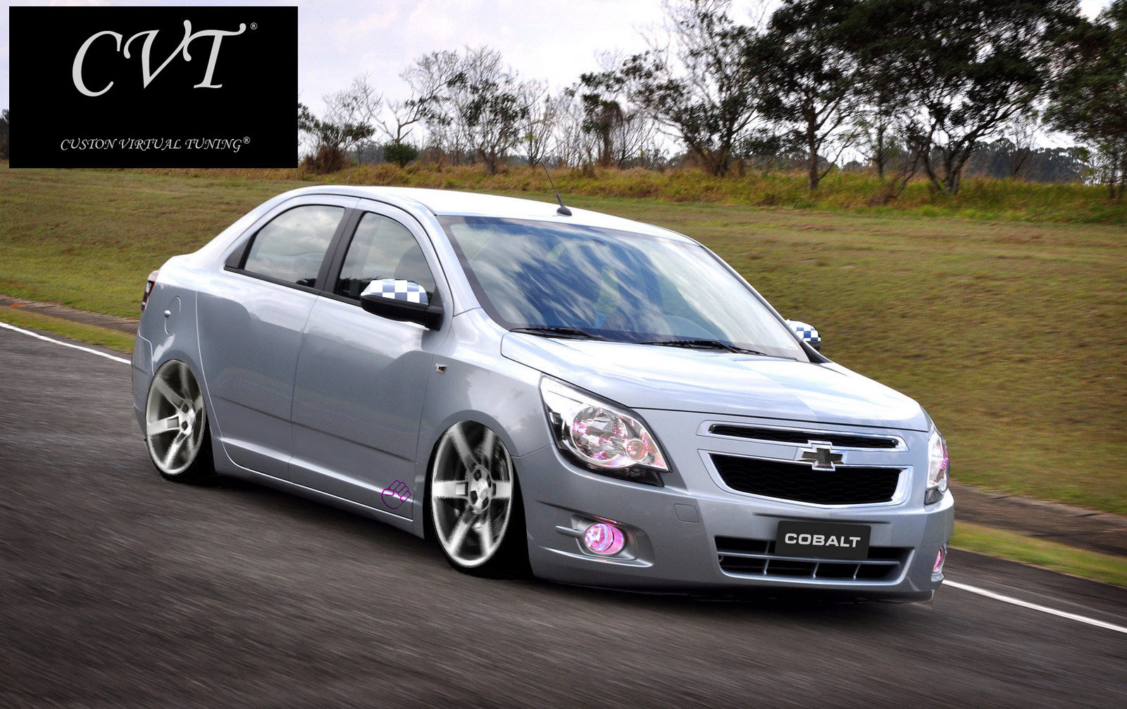 Custom Chevy Cobalt