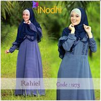 Contoh gambar model baju muslim syari